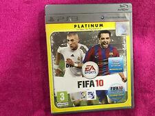 FIFA10 PLATINUM  EA SPORTS PS3 FIFA 10 PLAYSTATION 3