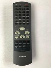 TOSHIBA TV/VCR REMOTE CONTROLLER  VC-FL20S