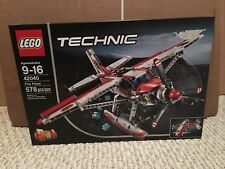 NEW LEGO TECHNIC Fire Plane 42040 Brand New, Sealed