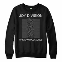 Unknown Pleasures Jumper Rock Transmission Top The Cure Joy Division Jumper Top