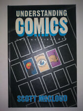 Understanding Comics Invisible Art HC Signed/Numbered McCloud RARE NM
