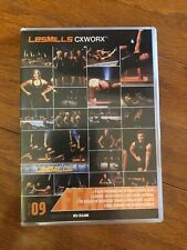 Les Mills Cxworx 09 Complete Release Dvd Cd Choreography Rare Core Strength