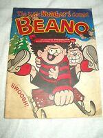UK Comic Beano issue 2993 November 27th 1999