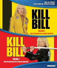 Kill Bill Vol. 1/ Kill Bill Vol. 2 - Double Feature [Blu-ray] 2012