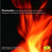 GRANADA - SPANISCHE GITARRENMUSIK CD NEUWARE