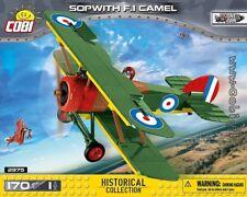 COBI Sopwith F.1 Camel / 2975 / 170 elem. blocks WWI British fighter plane