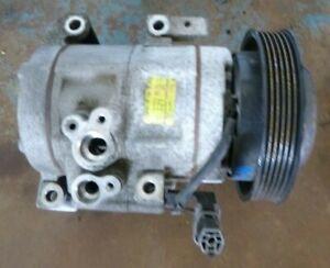 Mazda 3 BL 4/09-10/13 2.5 Air Conditioning Compressor