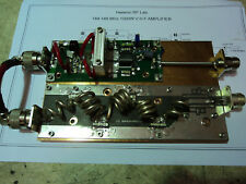VHF amplifier 142-148 MHz 1000 WATTS ++ With Teflon Low pass Filter BRAND NEW