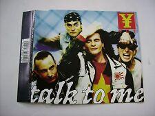 YEN - TALK TO ME - CD SINGLE EXCELLENT CONDITION 1990