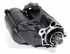Motor de arranque Starter para Harley Davidson Sportster XL 1,4kw refuerza negro nuevo