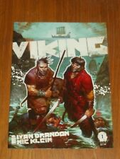 VIKING #1 IMAGE COMICS NM (9.4)