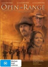 Open Range (DVD, 2006) Kevin Costner Brand New & Sealed Region 4