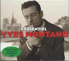 Yves Montand - L'Essentiel - The Essential...Greatest Hits (2CD 2013) NEW/SEALED