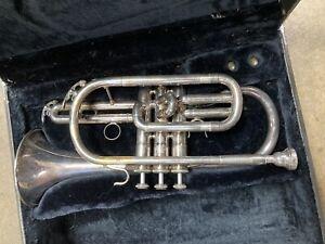 cornet trumpet