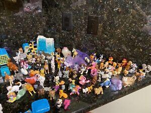 "90's Kenner Littlest Pet Shop ""Fancy Curl Friends Others Mattel"