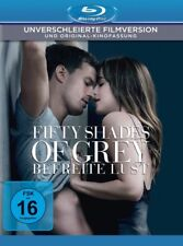 FIFTY SHADES OF GREY 3 BEFREITE LUST UNVERSCHLEIERTE  FILMVERSION BLU-RAY