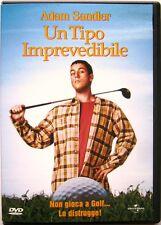 Dvd Un Tipo imprevedibile con Adam Sandler 1996 Usato raro fuori cat.