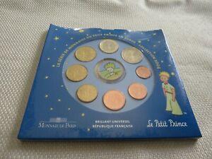 Coffret Officiel Euros Le Petit Prince BU 2004 France