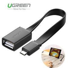 Ugreen Micro USB Host OTG Cable for Samusung S7 S6 Tablet LG Sony HTC Andriod