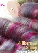 Spin-off magazine winter 2007: Gutefar fleece, mittens, gloves, scarf +