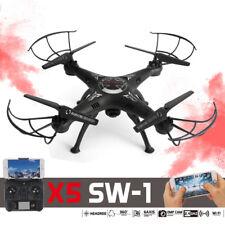 New X5SW -1 Wifi FPV dron 2.4G RC Quadcopter Drone mit HD-Kamera RTF Schwarz