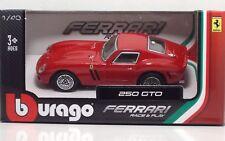 Bburago 36000 FERRARI 250 GTO - METAL 1:43 Race&Play
