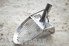 Best Beach Sand Scoop Metal Detecting Tool  Stainless Steel 1Year Warranty