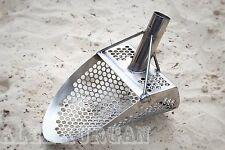 Best beach sable Scoop Metal Detecting outil Stainless Steel 1 year Warranty