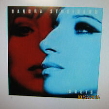 BarbraStreisandDuets QRS Pianomation CD