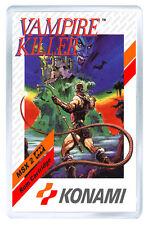 VAMPIRE KILLER MSX FRIDGE MAGNET IMAN NEVERA