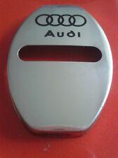 2 X PROTECTOR CERRADURA AUDI COCHE PUERTA CUBIERTA AUDI A1 A3 A4 A5 Q5 Q7