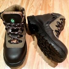 Botas al Tobillo De Encaje de trabajo de hombre Luz De Senderismo Caminar Camp Trek Trail Zapatilla Zapato Tamaño