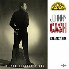 Johnny Cash - Greatest Hits VINYL LP