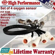 4 Pcs O2 Oxygen Sensor Down&Upstream For 1997-2011 Ford F150 E150 4.2L 4.6L 5.4L