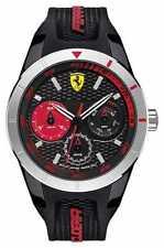 Orologi da polso Ferrari della batteria di facile lettura