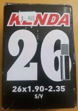 "26"" x 2.75"" - 3.0"" Kenda Presta Bicycle MTB Tube Valve Fat Bike Downhill Charity"
