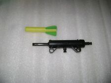 Knex Black missile launcher with foam dart