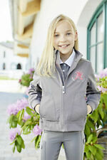 Covalliero Reitjacke Valenca für Kinder 140/146 grau Jacke M5