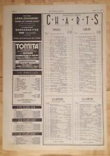 Music Charts NME 27/3/1976 singles albums brotherhood of man save all your