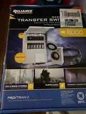 Reliance Controls 3006HDK 6-circuit Generator Power Transfer Switch Kit