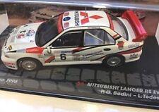 MITSUBISHI Lancer EVO 3 III San Marino Rallye 1996 Bedini IXO Altaya S-Pr 1:43
