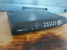 H.264 Network DVR Bix With 500GB Hard Drive WTX-D8104V  Fully Working