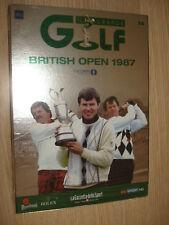 DVD N°14 IL GRANDE GOLF BRITISH OPEN 1987 JACK NICKLAUS