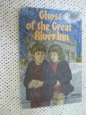 Ghost of the Great River Inn by Lynn Hall (1981, Hardcover)