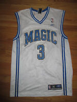 3f90962dd35 Reebok Steve Francis No. 3 ORLANDO MAGIC NBA Basketball Jersey Size ...
