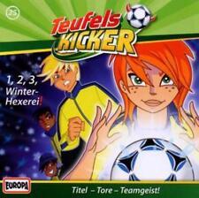 Teufelskicker - 25/1,2,3,Winter-Hexerei!