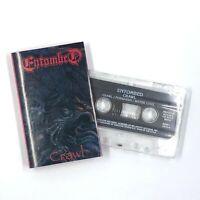 ENTOMBED Crawl Cassette Tape 1991 Death Metal Relativity Rare