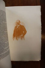 Rives Architecte Figures Contemporaines Mariani Biographie 1911 1/25 ex. Rare