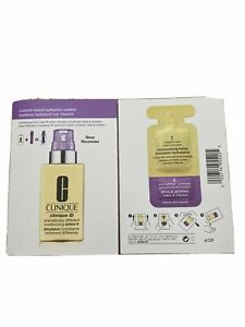 x 7 CLINIQUE iD Dramatically Different Moisturising Lotion+lines wrinkle SAMPLES