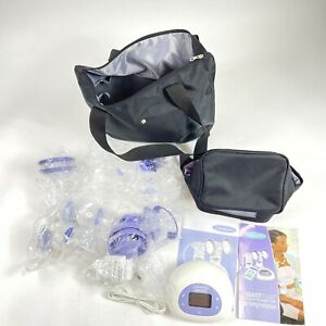 Brand New without Box Lansinoh Smart pump Double Electric Breast Pump Purple.
